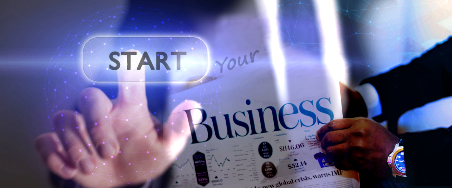 Start your Business – REDMIL